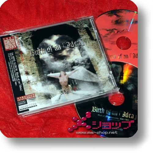 "MEGAROMANIA - Birth of an ""Idea"" (CD+DVD type Art / lim.3000!) (Re!cycle)-0"