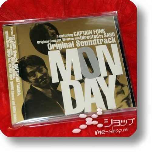 MONDAY Original Soundtrack (feat. CAPTAIN FUNK / SABU) (Re!cycle)-0