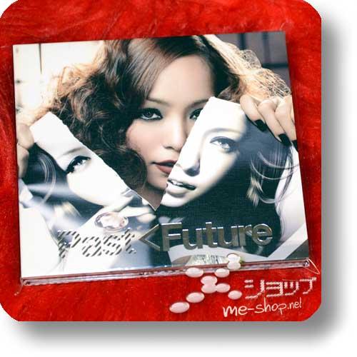 NAMIE AMURO - PAST<FUTURE (lim.1.Press Digipak CD+DVD) (Re!cycle)-0