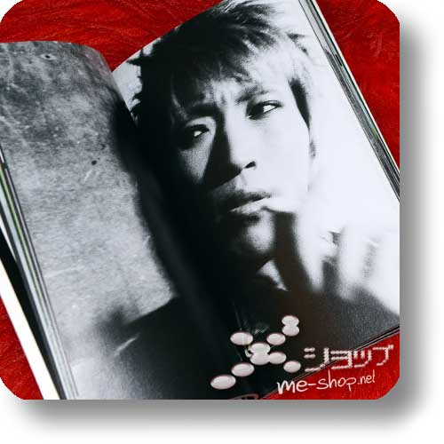 PIERROT - 2005 Tour TEMPORARY DECISION - Original Tour Pamphlet (Re!cycle)-16458
