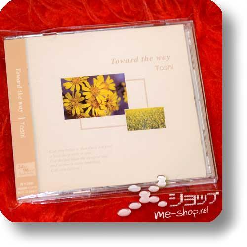 TOSHI - Toward the way (2CD) (Toshl / X Japan) (Re!cycle)-0