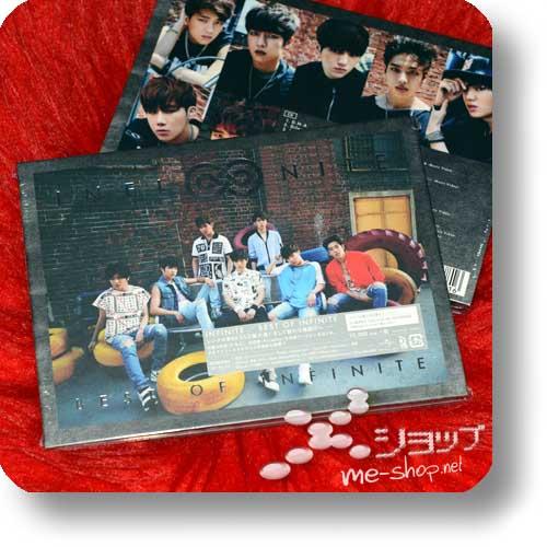 INFINITE - BEST OF INFINITE lim.CD+Blu-ray A-Type-0