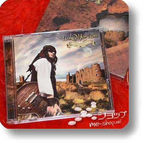LINKED HORIZON - Luxendarc Shokikou (CD+DVD / Revo / Sound Horizon / BRAVELY DEFAULT) (Re!cycle)-0