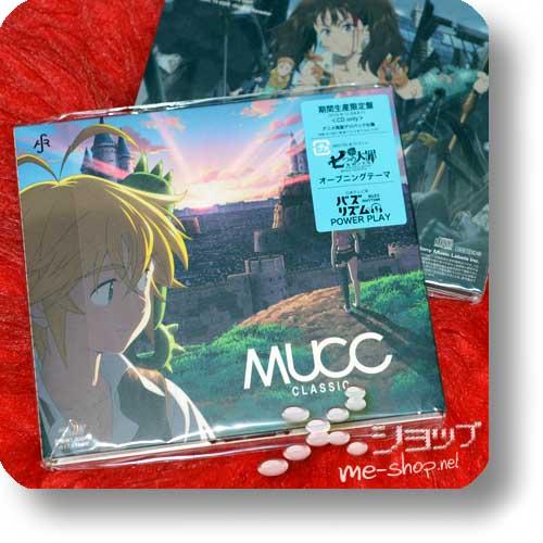 MUCC - CLASSIC (lim. Digipak Anime Edition / Nanatsu no Taizai)-0