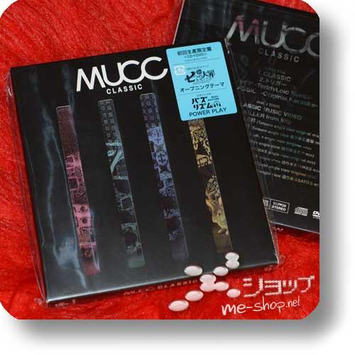 MUCC - CLASSIC (lim.CD+DVD)-0