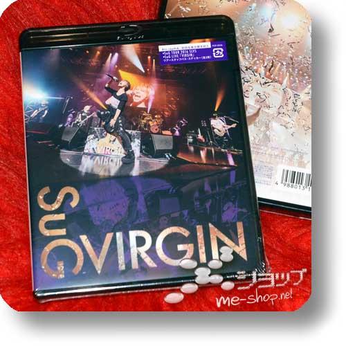 SuG - LIVE VIRGIN (Blu-rayDisc) lim.1.Press-0