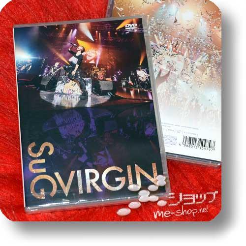 SuG - LIVE VIRGIN (DVD)-0