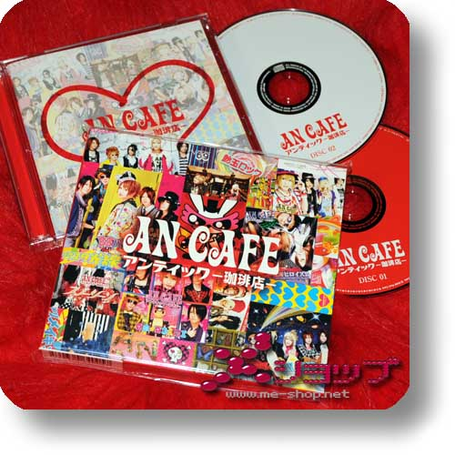 AN CAFE - An Cafe LIM.2CD (Re!cycle)-0