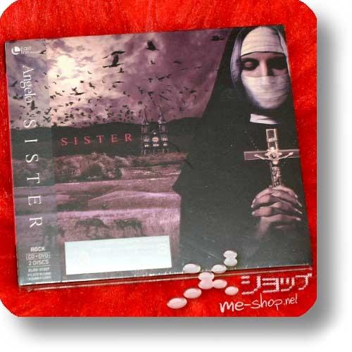 ANGELO - SISTER (lim.Digipak CD+DVD)-0