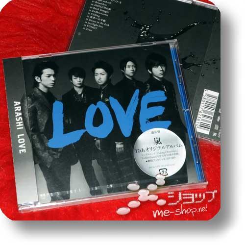 ARASHI - LOVE (Re!cycle)-0