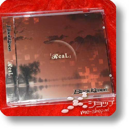 BLACK KLAXON - Real (lim.CD+DVD A-Type) (Re!cycle)-0