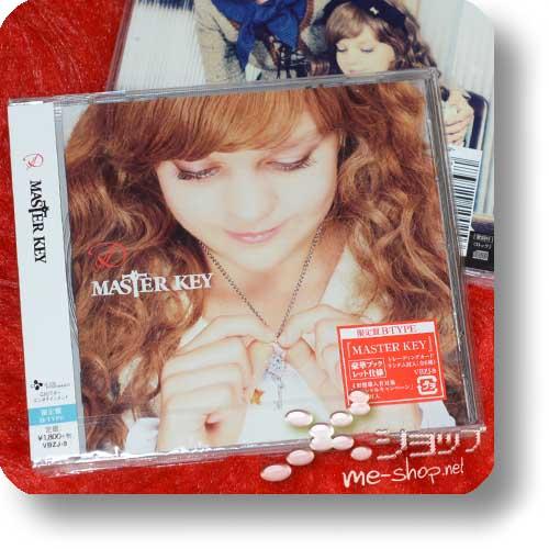 D - MASTER KEY lim.CD+Photobooklet B-Type (Re!cycle)-0