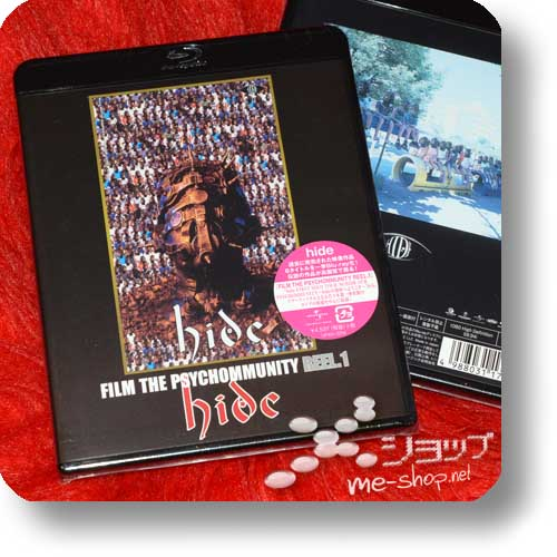 hide - FILM THE PSYCHOMMUNITY REEL.1 (Blu-ray)-0