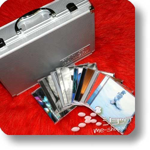 LUNA SEA - 15TH ANNIVERSARY COMPLETE ALBUM BOX (lim.Metallkoffer / 7CDs+DVD+Bonus!) (Re!cycle)-0