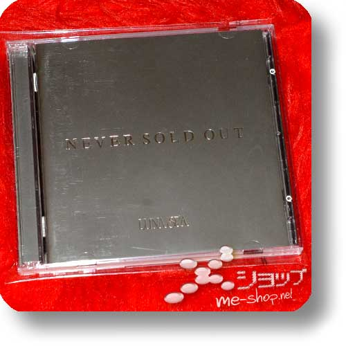 LUNA SEA - NEVER SOLD OUT (Live-2CD) (Re!cycle)-0