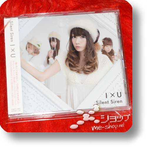 SILENT SIREN - I x U (lim. Ainyan-Cover!) (Re!cycle)-0