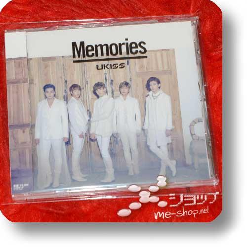 U-KISS (UKISS) - Memories (lim.1.Press inkl.Bonustrack) (Re!cycle)-0