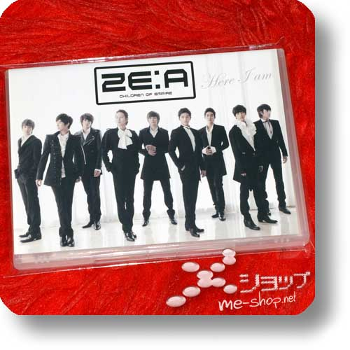ZE:A - Here I am (lim.A-Type inkl.Photobooklet! / Zea) (Re!cycle)-0