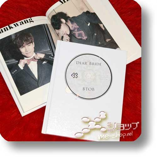 BTOB - DEAR BRIDE (lim.CD+DVD+Photobook) (Re!cycle)-0
