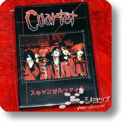 CUARTET - Scandal File (PV-DVD) (Re!cycle)-0