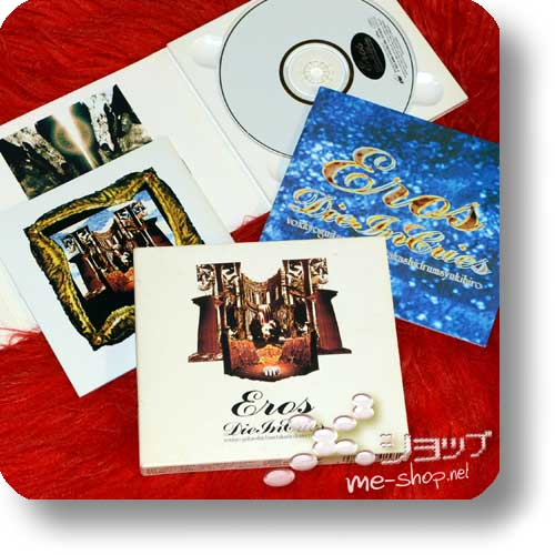 DIE IN CRIES - Eros lim.1.Press (kyo/D'erlanger, yukihiro/L'Arc~en~Ciel) (Re!cycle)-0