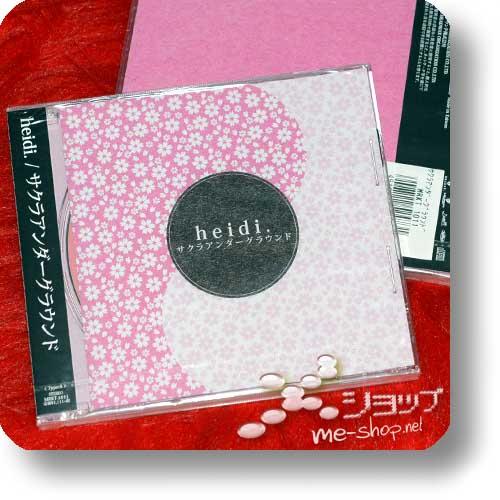heidi. - Sakura Underground (A-Type)-0