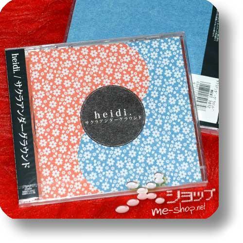 heidi. - Sakura Underground (B-Type)-0