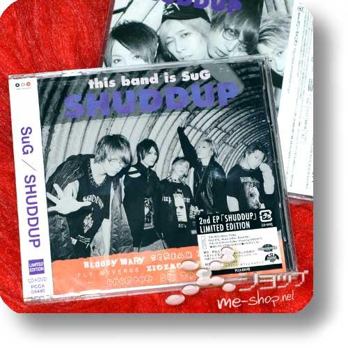 SuG - SHUDDUP (lim. CD+DVD)-0