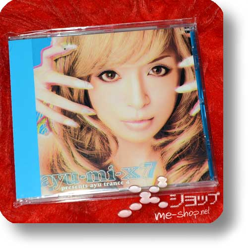 AYUMI HAMASAKI - ayu-mi-x 7 presents ayu trance 4 (Re!cycle)-0