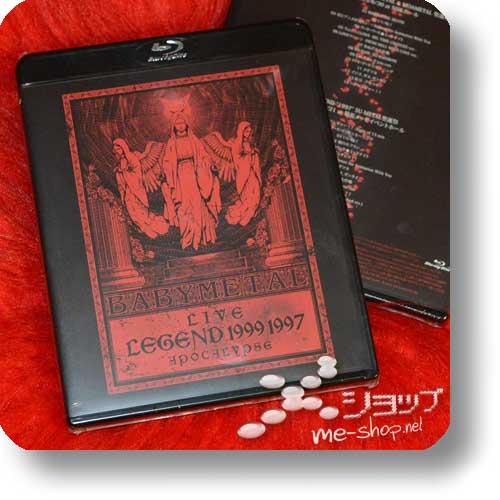 BABYMETAL - LIVE LEGEND 1999 1997 APOCALYPSE (Blu-ray)-0