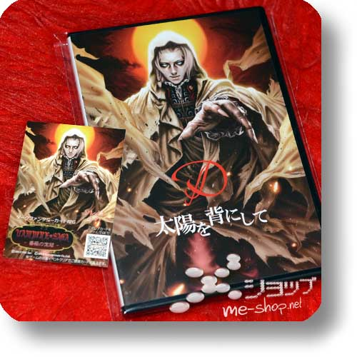 D - Taiyou o sei ni shite (lim. onetrack / live only CD inkl.Tradingcard!)-0