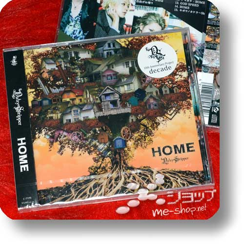 DAIZY STRIPPER (DaizyStripper) - HOME (lim.CD+Live-CD C-Type)-0