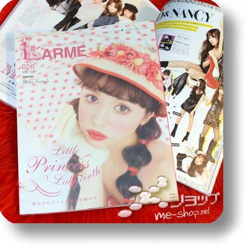 LARME 026 (März 2017) Fashion & Lifestyle-Magazin-0