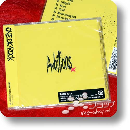 ONE OK ROCK - Ambitions (feat. Avril Lavigne / 5 Seconds of Summer)-0