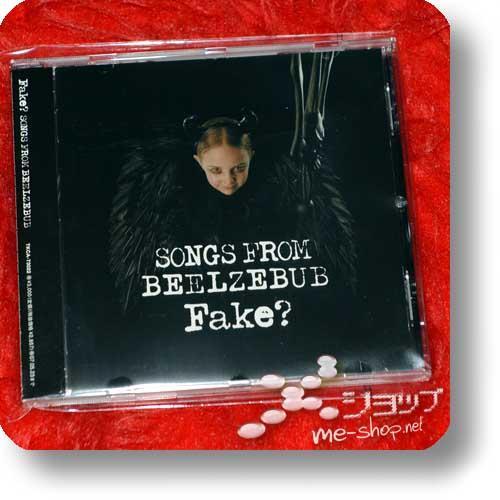 FAKE? - SONGS FROM BEELZEBUB (LUNA SEA / Oblivion Dust) (Re!cycle)-0