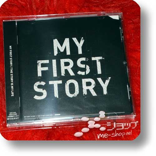 MY FIRST STORY - THE STORY IS MY LIFE (Re!cycle)-0