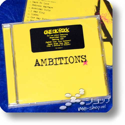 ONE OK ROCK - Ambitions (International Version)-0