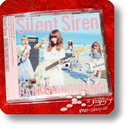 SILENT SIREN - BANG!BANG!BANG! (lim.Ainyan-Cover!) (Re!cycle)-0