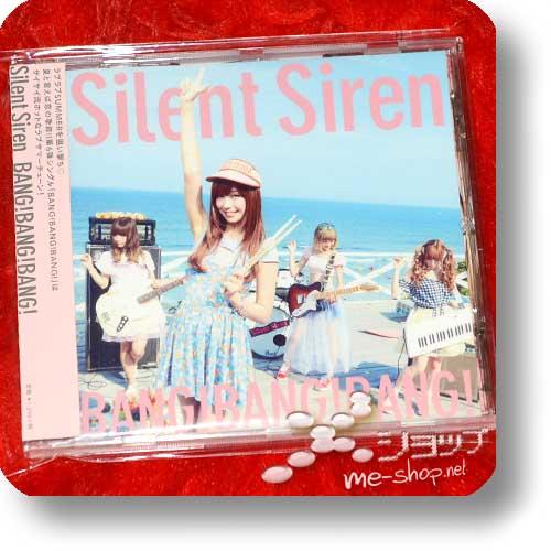 SILENT SIREN - BANG!BANG!BANG! (lim.Hinanchu-Cover!) (Re!cycle)-0