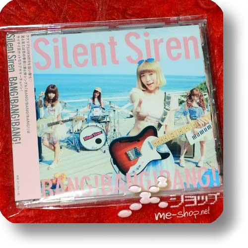 SILENT SIREN - BANG!BANG!BANG! (lim.Suu-Cover!) (Re!cycle)-0