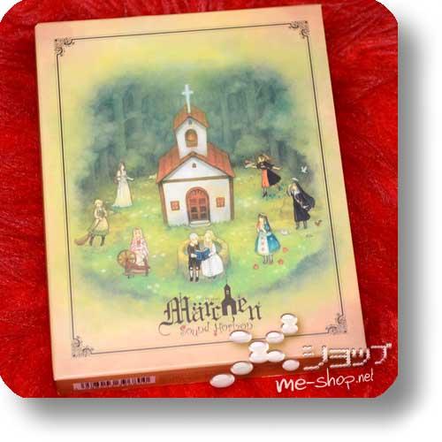 SOUND HORIZON - Märchen (7th Story Album) lim.Box CD+Märchenbuch (Re!cycle)-19712