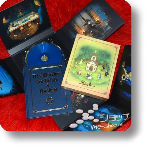 SOUND HORIZON - Märchen (7th Story Album) lim.Box CD+Märchenbuch (Re!cycle)-0
