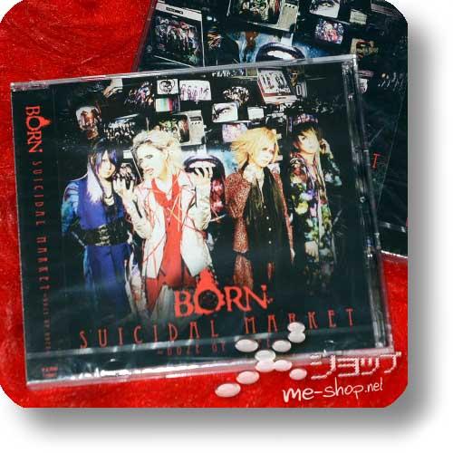 BORN - SUICIDAL MARKET -Doze of Hope- lim.CD+DVD B-Type-0