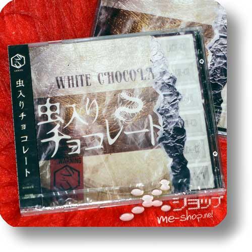 LACK-CO. - Mushi iri chocolate (lim.CD+DVD) (Dio / KuRt / NEGA / Moran / D.I.D / Chemical Pictures)-0