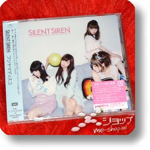 SILENT SIREN - Fujiyama disco-0