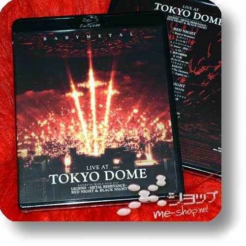 BABYMETAL - LIVE AT TOKYO DOME (2Blu-ray)-0