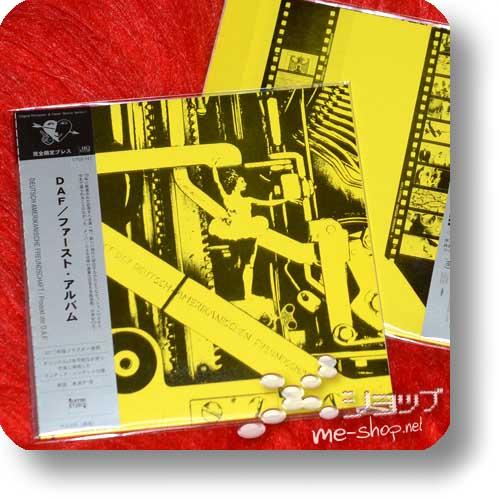 DEUTSCH-AMERIKANISCHE FREUNDSCHAFT - Produkt Der Deutsch Amerikanischen Freundschaft (Reissue 2011 / lim.Papersleeve!)-0