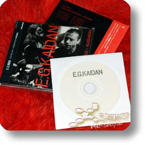 E.G.KAIDAN - Esplendor Geométrico + Hijokaidan Live In Tokyo 24 November 2013 (Live-CD) +Bonus-Live-DVD!-0