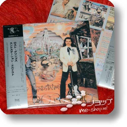 LOST GRINGOS - Endstation Eldorado (Reissue 2012 / lim.Papersleeve!)-0