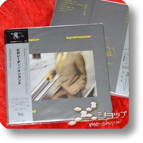 PYROLATOR - Inland (Reissue 2011 / lim.Papersleeve!)-0